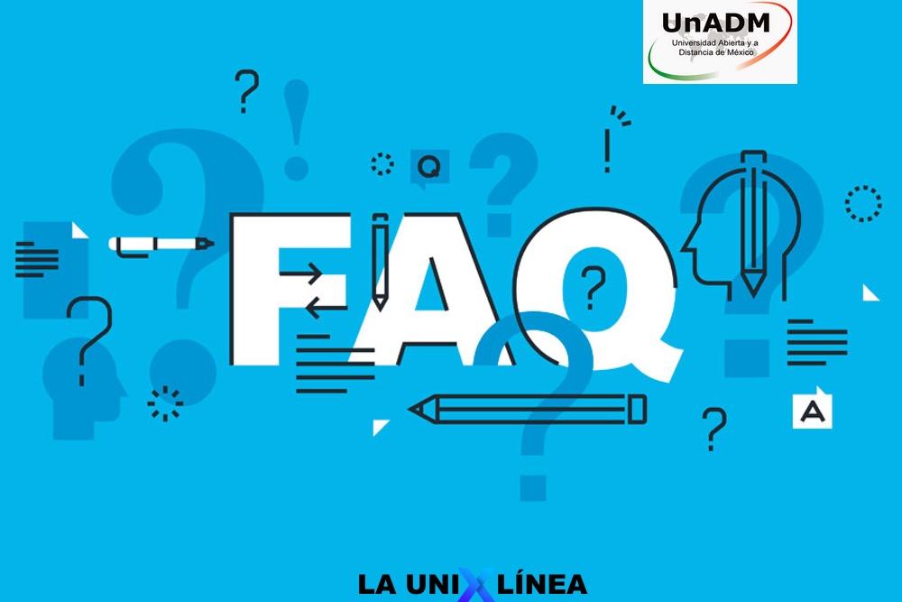Preguntas Frecuentes UnADM